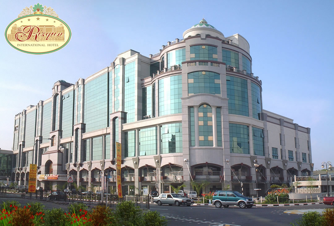 The rizqun international hotel for Hotel international